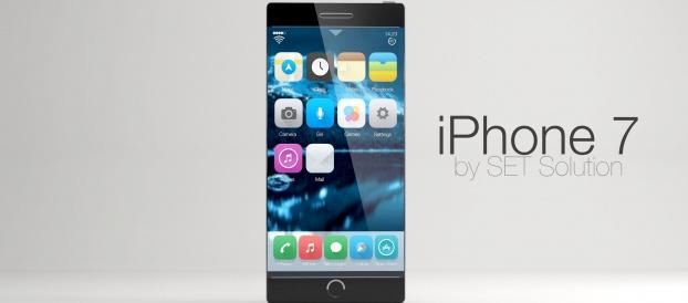 Un concept d'iPhone 7 avec double écrans