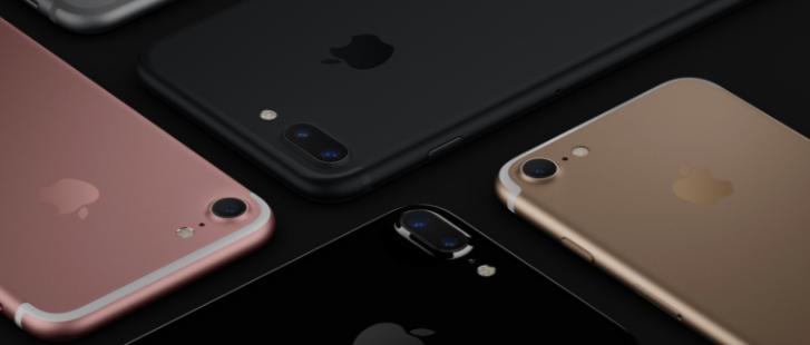 iPhone 7 d'Apple