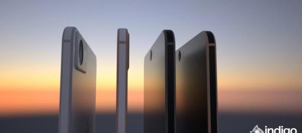 iPhone 7 : un beau concept avec écran de saphir